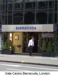 Barracuda blackjack entertainment