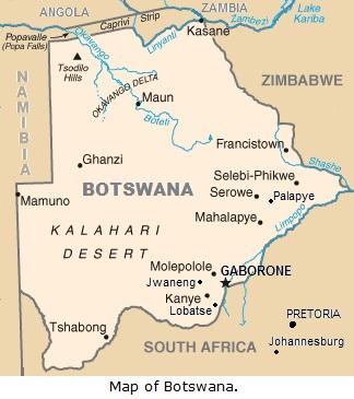 Botswana Gambling Casinos