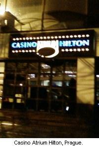 Casino Atrium Prague