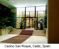 Casino San Roque, Cadiz, Spain.