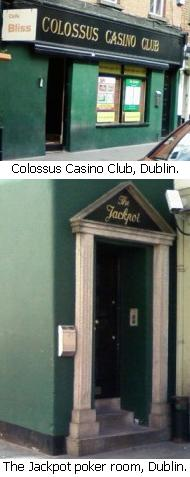 the jackpot casino dublin