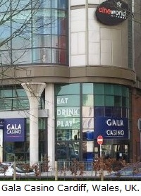 Casinos in Cardiff | Online Guide to UK Casinos