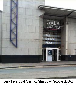 Gala casino glasgow riverboat