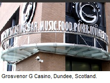 g casino dundee phone number