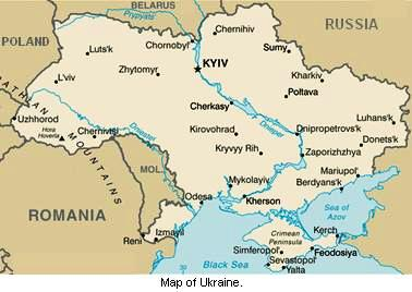Largest Cities Of Ukraine Russian