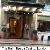the palm beach casino london